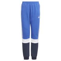 Oblečenie Chlapci Tepláky a vrchné oblečenie adidas Performance KATIA Námornícka modrá / Čierna