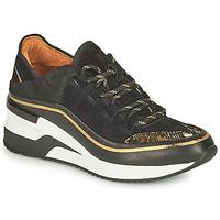 Topánky Ženy Nízke tenisky Mam'Zelle VANIO Čierna