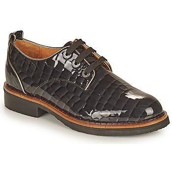 Topánky Ženy Derbie Mam'Zelle JAVA Čierna