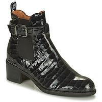 Topánky Ženy Polokozačky Mam'Zelle LOPEZ Čierna