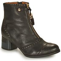 Topánky Ženy Čižmičky Mam'Zelle MALO Čierna