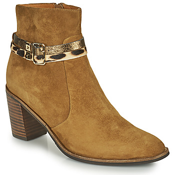 Topánky Ženy Čižmičky Mam'Zelle NESSY Ťavia hnedá