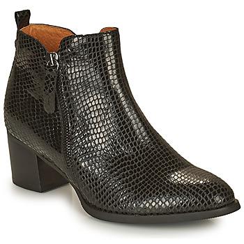 Topánky Ženy Čižmičky Mam'Zelle TILIA Čierna