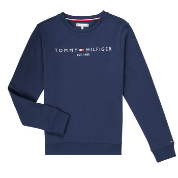 Oblečenie Chlapci Mikiny Tommy Hilfiger TERRIS Námornícka modrá