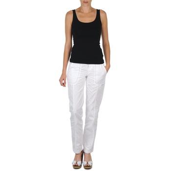 Oblečenie Ženy Nohavice päťvreckové O'neill DANI Biela
