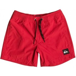Oblečenie Deti Plavky  Quiksilver Everyday 13 EQBJV03042 Červená