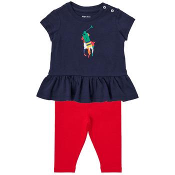 Oblečenie Chlapci Komplety a súpravy Polo Ralph Lauren BETINA Viacfarebná