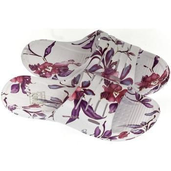 Topánky Dievčatá športové šľapky John-C Detské fialové šľapky ADEL fialová