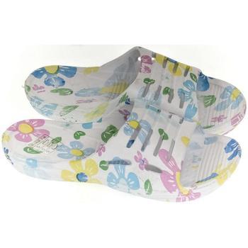 Topánky Dievčatá športové šľapky John-C Detské modré šľapky ADEL svetlomodrá