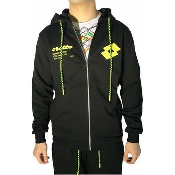 Oblečenie Muži Mikiny Lotto LTU259 Black