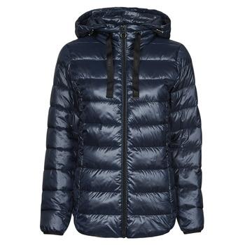 Oblečenie Ženy Vyteplené bundy Esprit PER LL F TAP JT Modrá