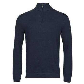 Oblečenie Muži Svetre Esprit PIMA TRO Modrá