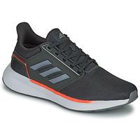 Topánky Muži Bežecká a trailová obuv adidas Performance EQ19 RUN Čierna