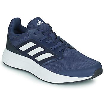 Topánky Muži Bežecká a trailová obuv adidas Performance GALAXY 5 Modrá indigová / Tech