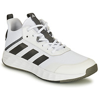 Topánky Muži Basketbalová obuv adidas Performance OWNTHEGAME 2.0 Biela / Čierna