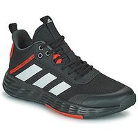 Topánky Muži Basketbalová obuv adidas Performance OWNTHEGAME 2.0 Čierna