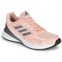 Topánky Ženy Bežecká a trailová obuv adidas Performance RESPONSE RUN Ružová