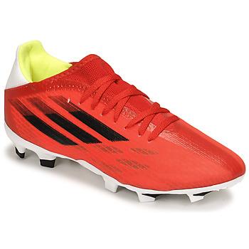 Topánky Futbalové kopačky adidas Performance X SPEEDFLOW.3 FG Červená