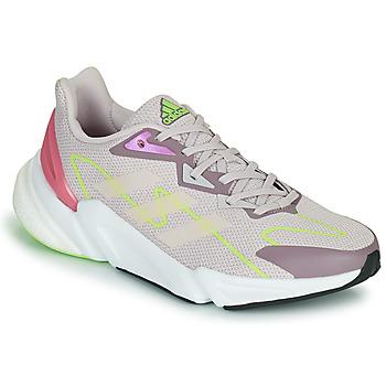 Topánky Ženy Bežecká a trailová obuv adidas Performance X9000L2 W Fialová  / Ružová