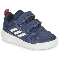 Topánky Deti Nízke tenisky adidas Performance TENSAUR I Námornícka modrá / Biela