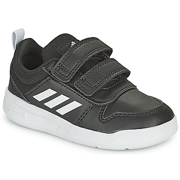 Topánky Deti Nízke tenisky adidas Performance TENSAUR I Čierna / Biela