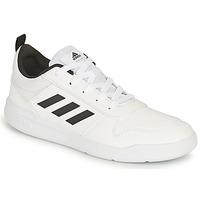 Topánky Deti Nízke tenisky adidas Performance TENSAUR K Biela / Čierna