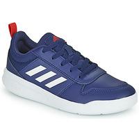 Topánky Deti Nízke tenisky adidas Performance TENSAUR K Námornícka modrá / Biela