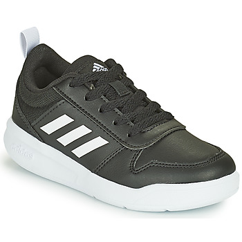 Topánky Deti Nízke tenisky adidas Performance TENSAUR K Čierna / Biela