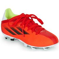 Topánky Deti Futbalové kopačky adidas Performance X SPEEDFLOW.3 FG J Červená