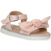 Topánky Dievčatá Sandále Bubble 54799 Ružová