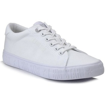 Topánky Ženy Nízke tenisky Big Star HH274216 Biela