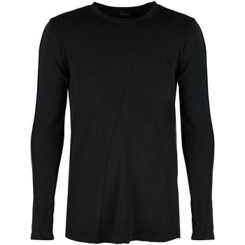 Oblečenie Muži Tričká s dlhým rukávom Xagon Man  Čierna