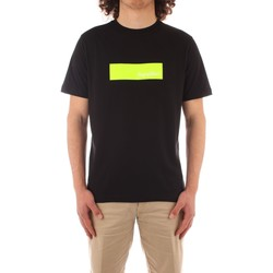 Oblečenie Muži Tričká s krátkym rukávom Refrigiwear JE9101-T27300 BLACK
