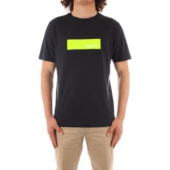 Oblečenie Muži Tričká s krátkym rukávom Refrigiwear JE9101-T27300 BLUE