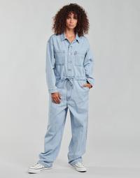 Oblečenie Ženy Módne overaly Levi's ROOMY JUMPSUIT Modrá