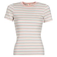 Oblečenie Ženy Tričká s krátkym rukávom Levi's SS RIB BABY TEE Viacfarebná