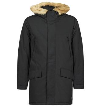Oblečenie Muži Parky Levi's WOODSIDE LONG UTLTY PRKA Čierna