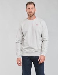 Oblečenie Muži Mikiny Levi's NEW ORIGINAL CREW Šedá