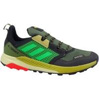 Topánky Deti Bežecká a trailová obuv adidas Originals Terrex Trailmaker Zelená