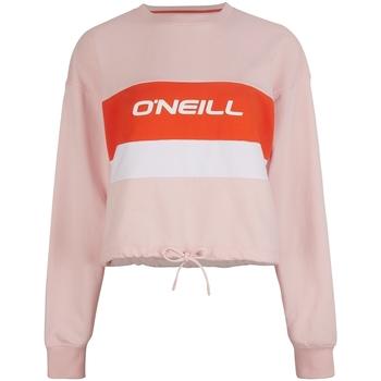 Oblečenie Ženy Vrchné bundy O'neill Athleisure Crew Ružová