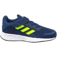 Topánky Deti Bežecká a trailová obuv adidas Originals Duramo SL Tmavomodrá