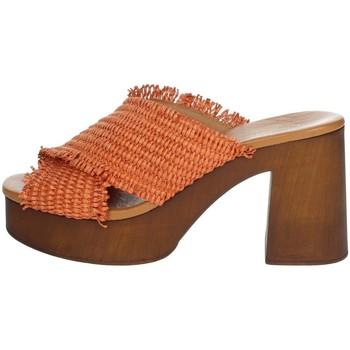Topánky Ženy Sandále Elisa Conte CARRY Orange