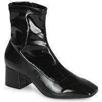 Topánky Ženy Čižmičky Les Tropéziennes par M Belarbi DANIELA Čierna