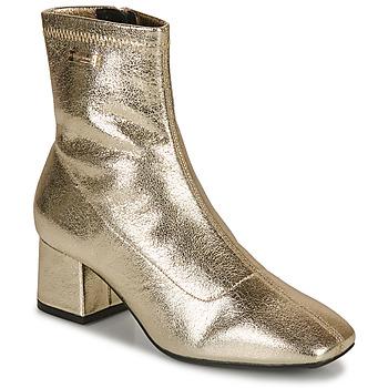 Topánky Ženy Čižmičky Les Tropéziennes par M Belarbi DANIELA Zlatá