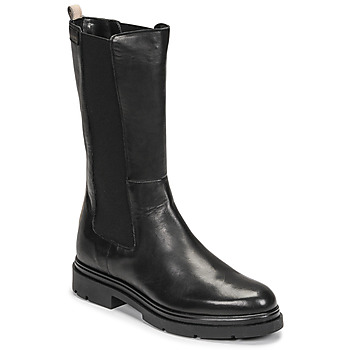 Topánky Ženy Polokozačky Les Tropéziennes par M Belarbi SADDIE Čierna