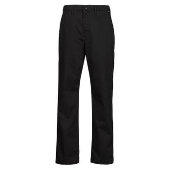 Oblečenie Muži Nohavice Chinos a Carrot Vans AUTHENTIC CHINO LOOSE PANT Čierna