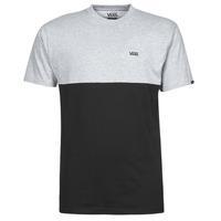 Oblečenie Muži Tričká s krátkym rukávom Vans COLORBLOCK TEE Šedá / Čierna