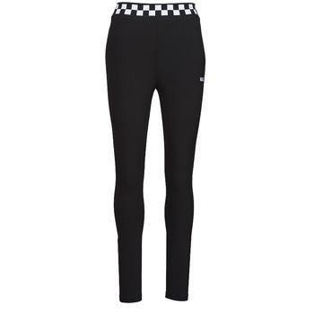 Oblečenie Ženy Legíny Vans CHECKMATE LEGGING Čierna