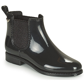 Topánky Ženy Gumaky Les Petites Bombes RAIN Čierna