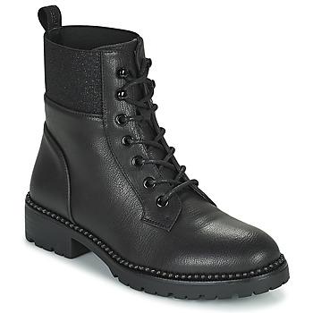 Topánky Ženy Polokozačky Les Petites Bombes AMBELLINE Čierna